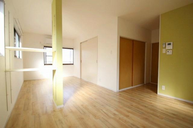 Oアパート101号室 リノベーション