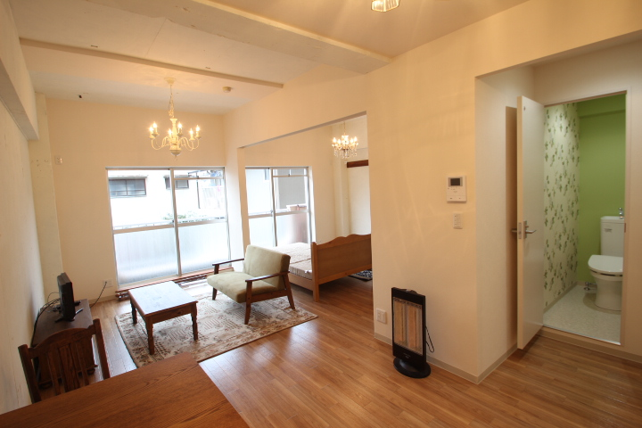 Gマンション203号室 リノベーション